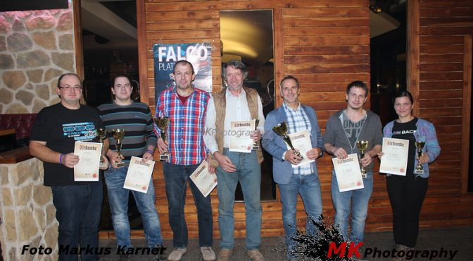 Figl Slalom Cup 2016 Preisverleihung