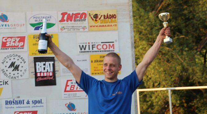 3. Platz für Stefan Kellner in Sedlcany !