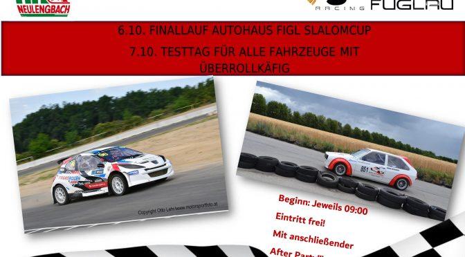 Finallauf Autohaus Figl Slalom Cup // Freies Fahren